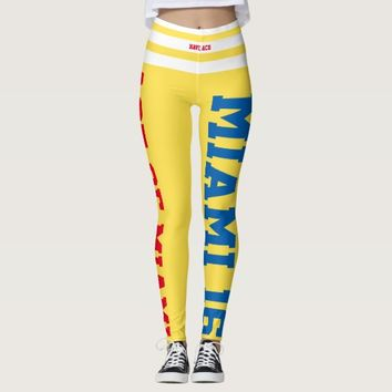 ACE MIAMI2 CELEBRATE LIFE MIAMI 16 HAVIC ACD LEGGINGS