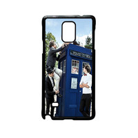 One Direction Tardis Doctor Who for Samsung Galaxy and HTC Case