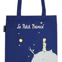 The Little Prince Cotton Canvas Tote Bag