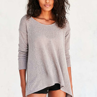 Kimchi Blue Blaire High/Low Tunic Sweater - Urban Outfitters