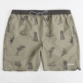 Rhythm Duke Beach Short