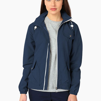 Penfield Women's Rochester Rain Jacket Navy