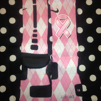 Breast Cancer Nike Elites