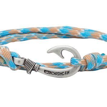 Carolina Beach Fish Hook Bracelet