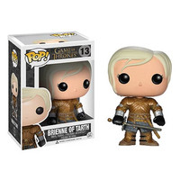Game of Thrones Brienne of Tarth FUNKO Pop Vinyl