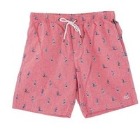 Lost Apparel Hula Girl Cotton Elastic Boardshorts LW152645
