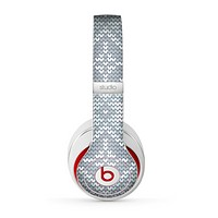The Knitted Snowflake Fabric Pattern Skin for the Beats by Dre Studio (2013+ Version) Headphones