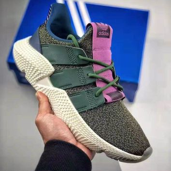 Adidas Originals Prophere × Dragon Ball Z Sharu Color Sports Running Shoes Men's Shoes Women's Sneakers Size 36-45