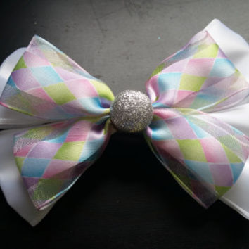 Pastel Spring Bow