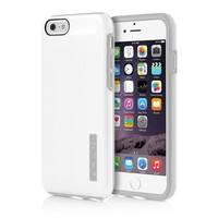 Incipio DualPro Shine for iPhone 6 - White / Gray