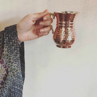 COPPER TURKISH CUPS