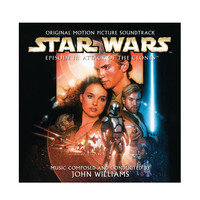 Star Wars Episode II: Attack Of The Clones Original Motion Picture Soundtrack Vinyl LP