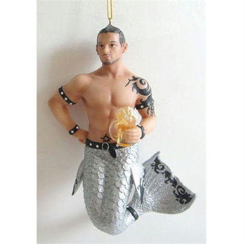Christmas Ornament - December Diamonds Merman