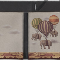 Flight of the Elephants - Terry Fan | iPad mini Retina Case | caseable