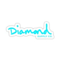 Diamond Supply Co. (Blue)