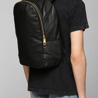 Feathers Faux-Leather Backpack - Urban Outfitters