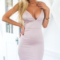 THUNDERSTRUCK DRESS (BLUSH)
