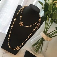 Double C New Arrival Necklace