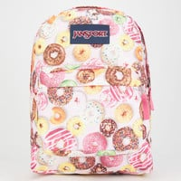 Jansport Superbreak Backpack Multi Donuts One Size For Women 25735595701
