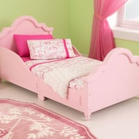KidKraft Raleigh Toddler Bed Pink - 86944