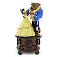 Beauty and the Beast Musical Figure