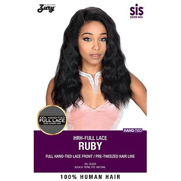 Zury HRH-Full Lace Ruby Human Hair Wig