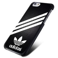 New Adidas Black Grill Design Art On Hard Plastic Case For iPhone 6s, 6s plus, 7