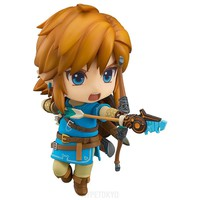 The Legend of Zelda -Breath of the Wild- Nendoroid : Link [Breath of the Wild Ver.] (PRE-ORDER) - HYPETOKYO