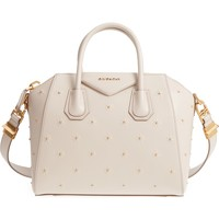 Givenchy Small Antigona Embellished Leather Satchel | Nordstrom