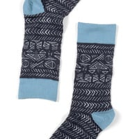 Altru Apparel Flint Glyph Socks