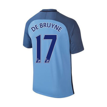 De Bruyne Jersey Manchester City for kids, boys and youth