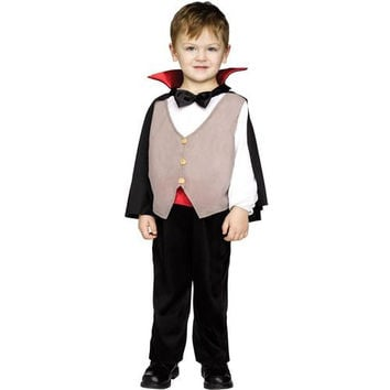 Boy's Costume: Lil Dracula | Small