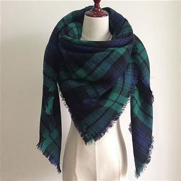 Perfect Blanket Scarf - Multiple Options