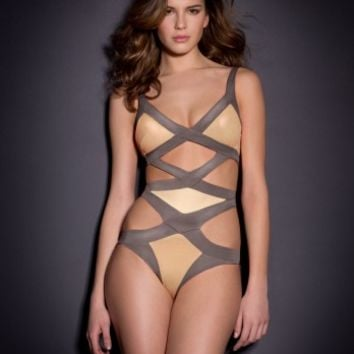 New In by Agent Provocateur - Mazzy Swimsuit