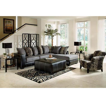 Woodhaven 5th avenue ii living room from for Furniture 5th avenue