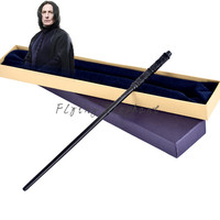Metal Core Professor Severus Snape Magic Wand/ Harry Potter Magical Wands/Quality Gift Box Packing-Best Christmas Gift
