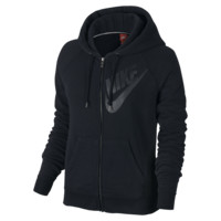 Nike Rally Matte Full-Zip Women's Hoodie