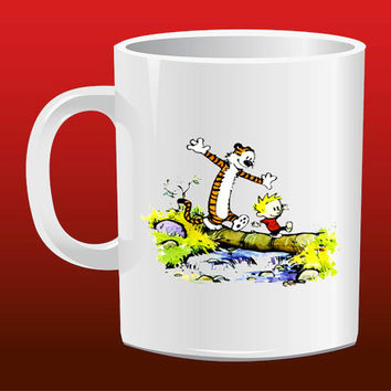 Calvin and Hobbes for Mug Design