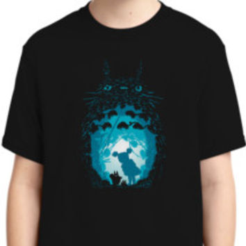 Forest Spirits Youth T-shirt | Customon.com