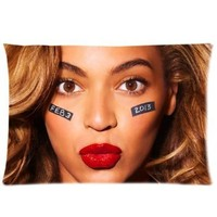 Beyonce Pillowcase Standard Size 20x30 PWC-299