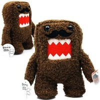 """Amazon.com: Licensed 2 Play Domo Moustache 6 1/2"""" Plush Novelty Doll: Toys & Games"""