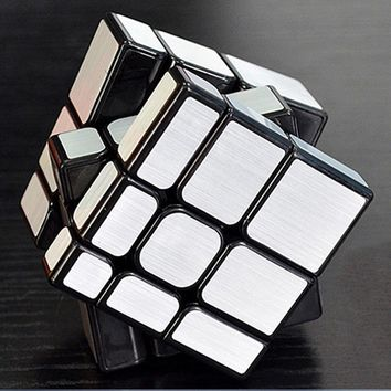 Mirror Cube Puzzle Games Children Educational Toys Hot Wheels Oyuncak Square Spinner Cubos Magicos Learning Education 50D0692