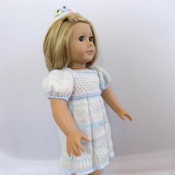18 Inch Doll Dress, Doll Outfit, AG Doll Size Dress