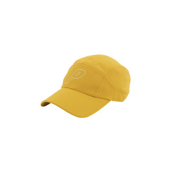 Nylon 7 Panel Cap Yellow | Palace Skateboards
