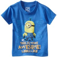 Despicable Me Boys' Awesome Shirt