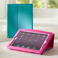 Girls Classic Leather Tablet Case