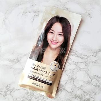 ABOUT ME All In One Hair Mask Cap [EXP 04.18.2019]