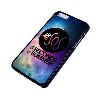 5 SECONDS OF SUMMER 1 5SOS iPhone 4/4S 5/5S 5C 6 6S Plus Case Cover