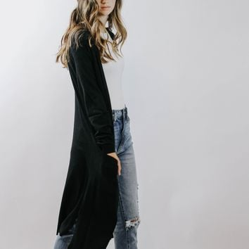 In The Mix Duster (Black)