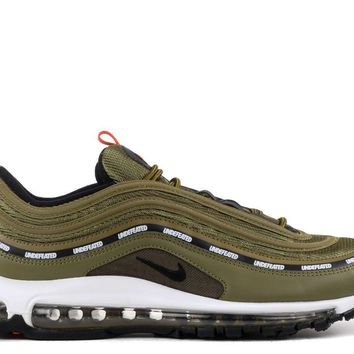 auguau Air max 97 Undefeated Olive